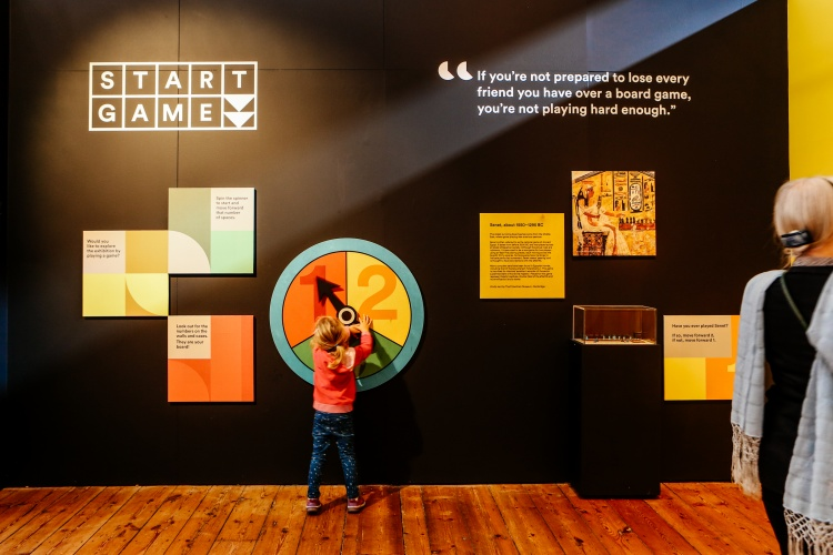 V&A Museum of Childhood reveals exhibition on board games