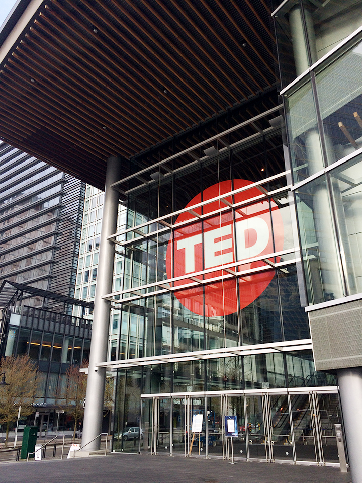 Multigraphics helps with branding TED Vancouver for the 3rd year in a row!