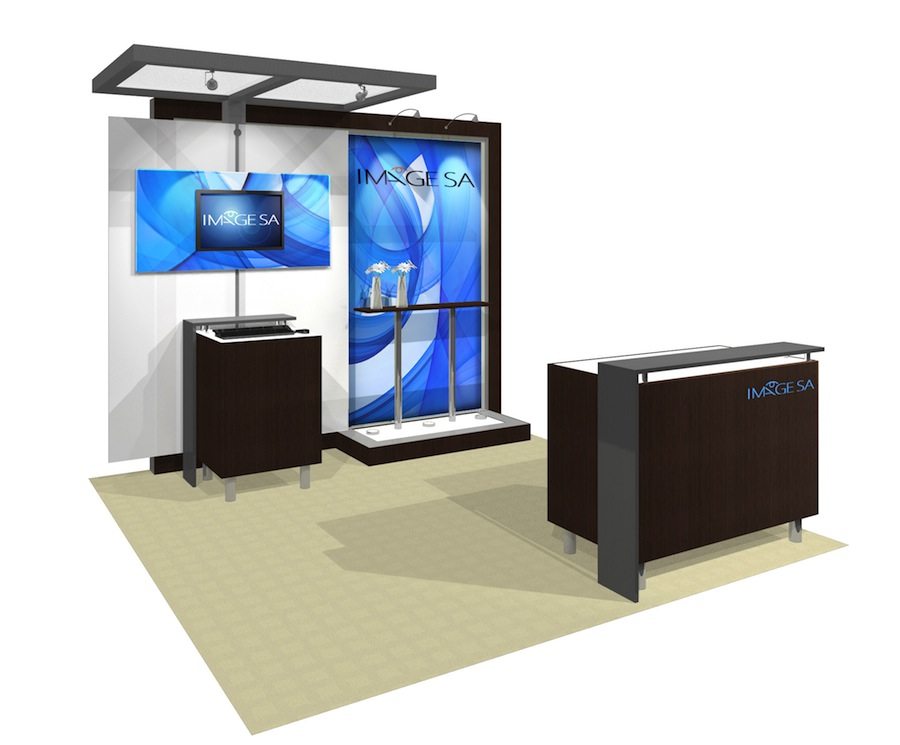 Trade Show Graphics - Booth Displays