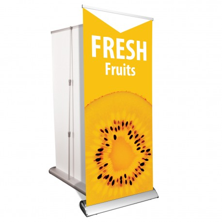 Trade Show Graphics - Pull up Banner Stand