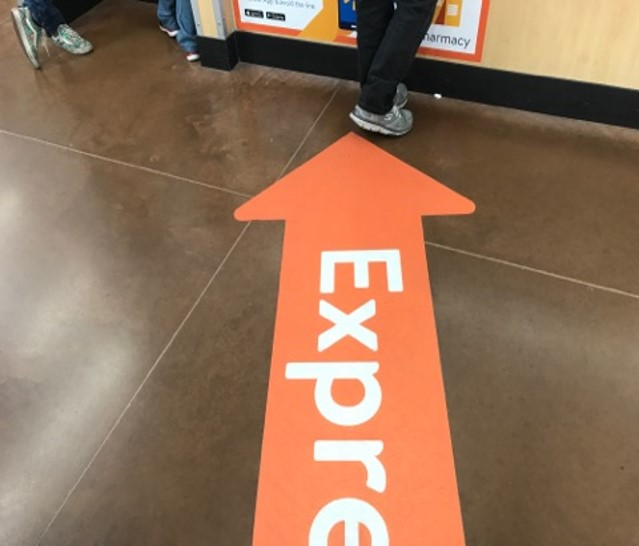 Floor Signage Floor Decals Floor Graphics Multigraphics