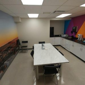 MGL Office Improvement Environmental Graphics