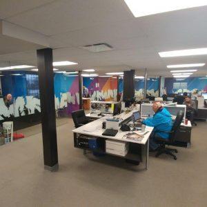 MGL Office Improvement Environmental Graphics 4