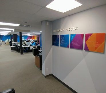 MGL Office Improvement Environmental Graphics 3
