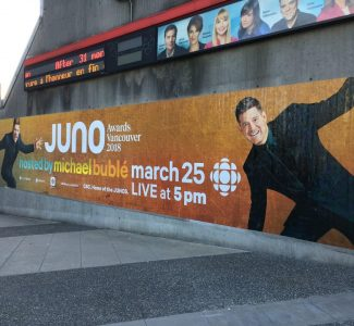 CBC Juno awards - 3
