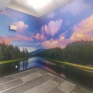 Custom Printed Wallpaper in Vancouver 14