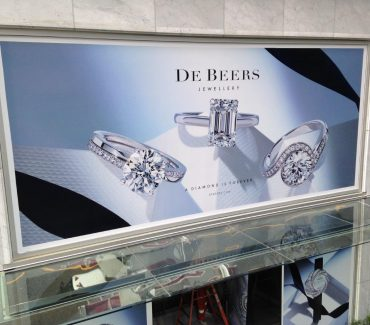 DeBeers Upper Windows