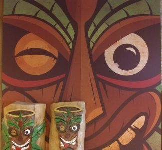 Interior Graphics - Sneeki Tiki 4
