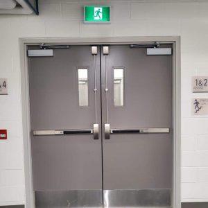 Interior Wayfinding - Exit Signs