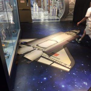 Museum Floor Graphics - 3