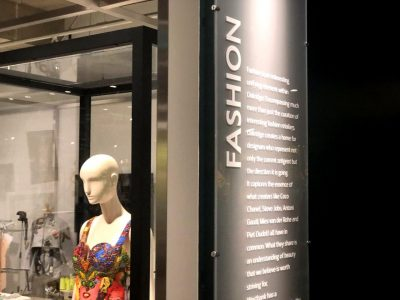Oakridge Exhibit - Fashion