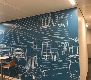 Office Improvement Environmental Graphics 15