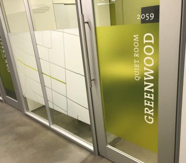 Office Improvement Environmental Graphics 19