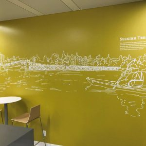 Office Improvement Environmental Graphics 21