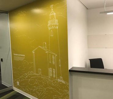 Office Improvement Environmental Graphics 22