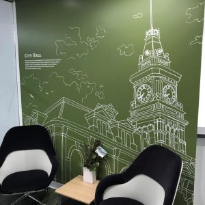 Office Improvement Environmental Graphics 23