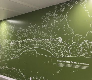 Office Improvement Environmental Graphics 25