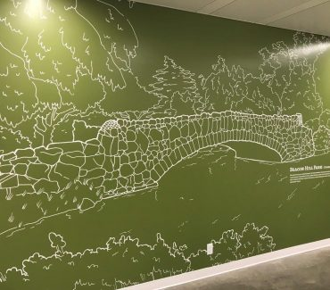 Office Improvement Environmental Graphics 28