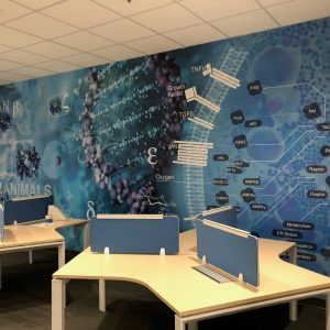 Office Improvement Environmental Graphics 30