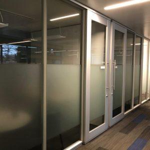 Office Improvement Environmental Graphics 9