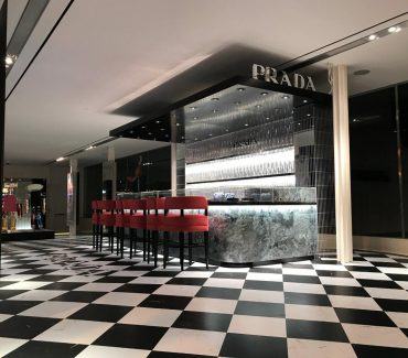 Prada Retail Signs - Floor Graphics 6