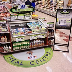 Retail Floor Graphics - 10