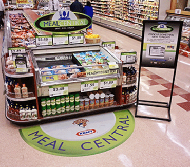 Retail Floor Graphics - 10