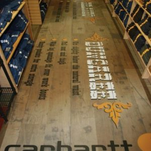 Retail Floor Graphics - 3