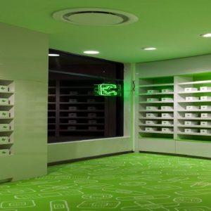 Retail Floor Graphics - 4