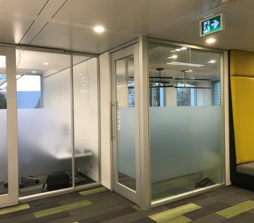 SSBC Victoria Privacy Window Film 16