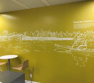 SSBC Victoria Wall Mural 10