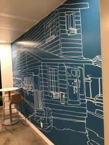 SSBC Victoria Wall Mural 4