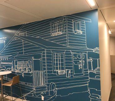 SSBC Victoria Wall Mural 5