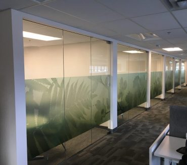 SSBC Victoria Window Film 7