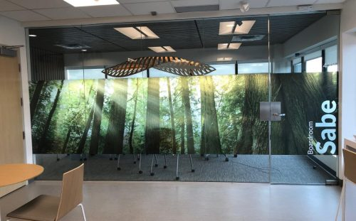 SSBC Victoria Window Film