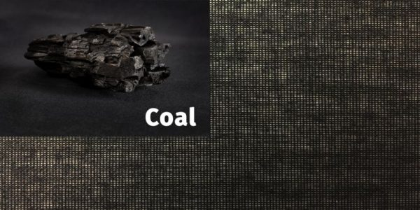 Squid Textiles - Coal