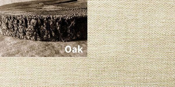 Squid Textiles - Oak