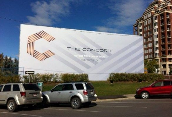 The Concord Building Wrap 74x25