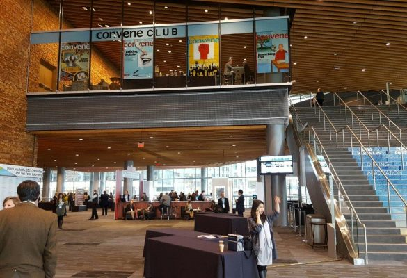 Trade Show Displays Vancouver Convention Center