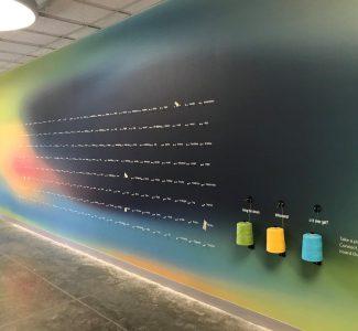 UBC Wall Mural