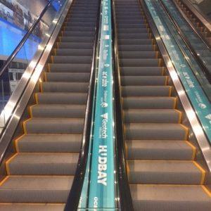 VCC Trade Show Escalator Graphics 2