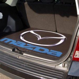 Vehicle Floor Decal - 1