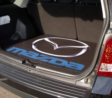 Vehicle Floor Decal - 1