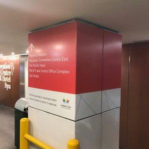 Wayfinding Signage - Canada Place 14
