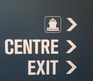 Wayfinding Signage - Canada Place 15