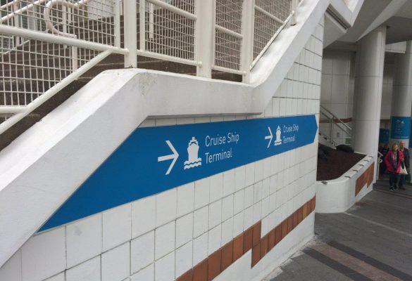 Wayfinding Signage - Canada Place 6