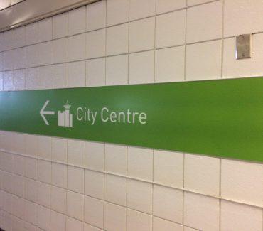Wayfinding Signage - Canada Place