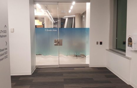 Window Graphics and Privacy Film Vancouver 21