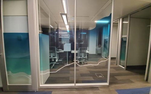 Window Graphics and Privacy Film Vancouver 25