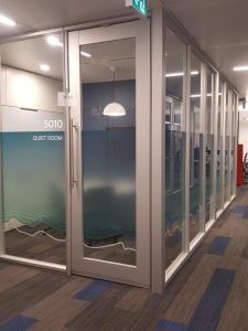 Window Graphics and Privacy Film Vancouver 26